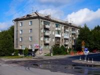 Novosibirsk, st Revolyutsii, house 1. Apartment house