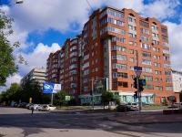 Novosibirsk, st Revolyutsii, house 10. Apartment house