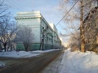 Новосибирск, улица Омская, дом 89. многоквартирный дом