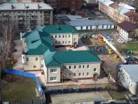 """Новосибирск, улица Омская, дом 92. детский сад """"Апельсин"""""""
