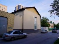 Новосибирск, улица Омская, дом 94. офисное здание