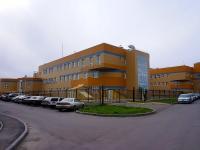Новосибирск, улица Прибрежная (Железнодорожный), дом 2. интернат Специальная (коррекционная) школа-интернат №37