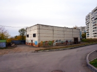 Novosibirsk, st Pribrezhnaya. service building
