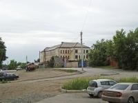 Новосибирск, улица Саратовская, дом 24А. интернат №37
