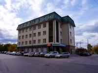 Novosibirsk, st Saratovskaya, house 2. office building