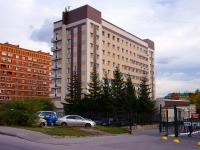 Novosibirsk, st Saratovskaya, house 13. office building