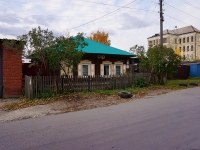 Novosibirsk, st Saratovskaya, house 38. Private house