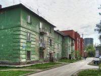 Новосибирск, улица Новая, дом 3. многоквартирный дом