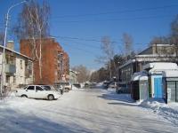 Новосибирск, улица Новая, дом 5. многоквартирный дом