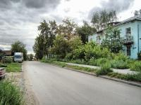 Novosibirsk, st Nogin, house 2/13. Apartment house