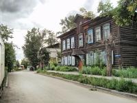 Novosibirsk, st Nogin, house 2/4. Apartment house