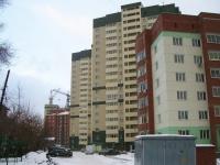 Новосибирск, улица Овражная, дом 5. многоквартирный дом