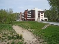Новосибирск, улица Окружная, дом 29В. офисное здание