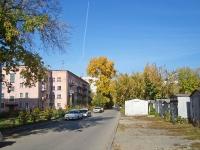 Novosibirsk, st Parkovaya, house 7. Apartment house