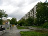 Новосибирск, улица Переездная (Заельцовский), дом 62. многоквартирный дом