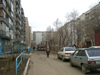 Новосибирск, улица Переездная (Заельцовский), дом 64. многоквартирный дом