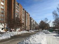 Новосибирск, улица Переездная (Заельцовский), дом 66. многоквартирный дом