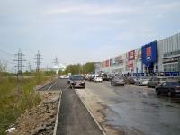 Novosibirsk,  Svetlanovskaya, house 50. shopping center