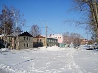 Новосибирск, улица Светлановский 2-й тупик, дом 12. многоквартирный дом