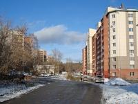 Новосибирск, улица Серебряные Ключи, дом 8. многоквартирный дом
