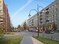 Новосибирск, улица Холодильная, дом 16. многоквартирный дом