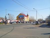 Novosibirsk, st Magistralnaya, house 4. shopping center