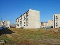 Novosibirsk, st Magistralnaya, house 53А. Apartment house