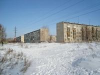 Novosibirsk, st Magistralnaya, house 53Б. Apartment house
