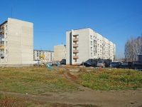 Novosibirsk, st Magistralnaya, house 55. Apartment house