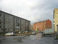 Novosibirsk, st Magistralnaya, house 57А. Apartment house