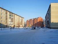 Novosibirsk, st Magistralnaya, house 59. Apartment house