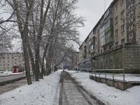 Novosibirsk, st Magistralnaya, house 7. Apartment house