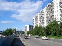 Новосибирск, улица Макаренко, дом 9. многоквартирный дом