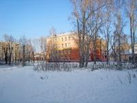 Новосибирск, улица Макаренко, дом 28. школа №78