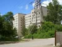 Новосибирск, улица Макаренко, дом 33. общежитие