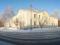 Новосибирск, улица Новоуральская, дом 2. многоквартирный дом