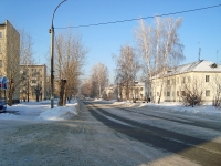 Novosibirsk, st Novouralskaya, house 4. Apartment house