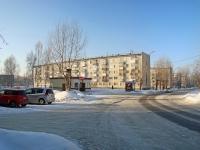 Новосибирск, улица Новоуральская, дом 5. многоквартирный дом