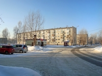 Novosibirsk, st Novouralskaya, house 5. Apartment house