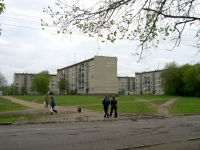 Novosibirsk, st Novouralskaya, house 13/1. Apartment house