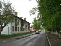 Novosibirsk, st Novouralskaya, house 14А. Apartment house