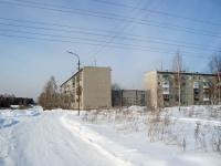 Novosibirsk, st Novouralskaya, house 19/11. Apartment house