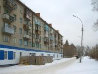 Novosibirsk, st Novouralskaya, house 23А. Apartment house