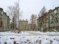 Новосибирск, улица Новоуральская, дом 33. многоквартирный дом