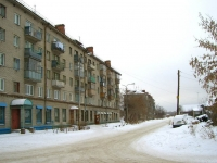 Novosibirsk, Novouralskaya st, house 33. Apartment house