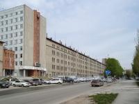 Новосибирск, улица Объединения, дом 3А. офисное здание