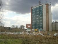 Novosibirsk, st Ob'edineniya, house 9. office building