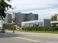 Новосибирск, улица Объединения, дом 25. почтамт
