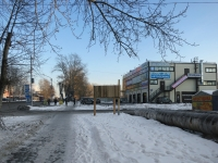 Новосибирск, улица Объединения, дом 100/6. автосервис