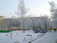 Novosibirsk, Oleko Dundich st, house 21/3. Apartment house